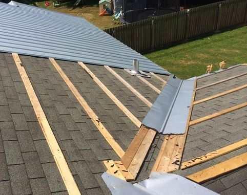 roof repair Valleys