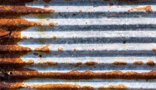Corrugated Aluminum Panels corrosion