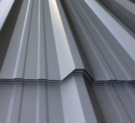 Corrugated Aluminum Panels