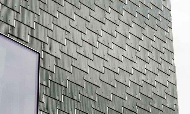 aluminum shingles