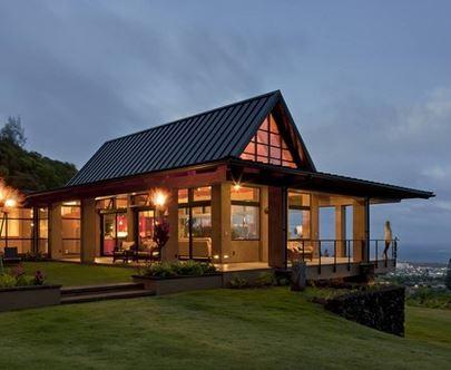 Dutch Gable Roof design