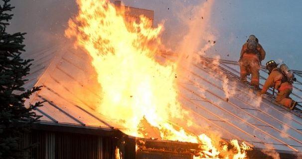 Metal Roof Pros Fireproof