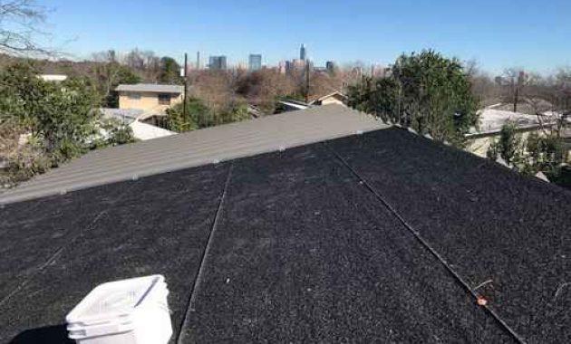 Metal Roof Underlayment