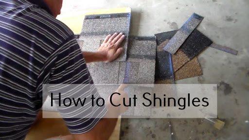 How to Cut Shingles